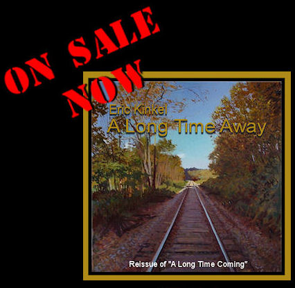 On sale Now - A Long Time Away - CLICK HERE